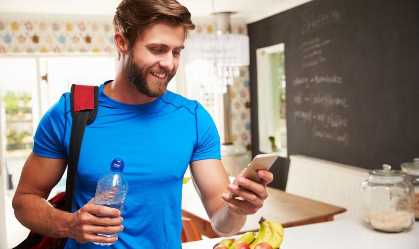 stimare consumo calorie