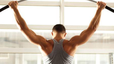 schiena e allenamento