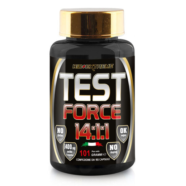 test-force
